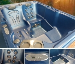 Photo of S4000 4 person Hydropool Serenity Spa